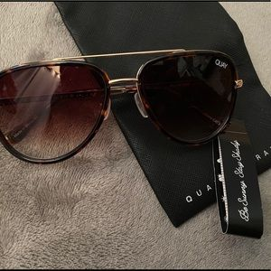 Quay Australia Sunglasses ALL IN MINI